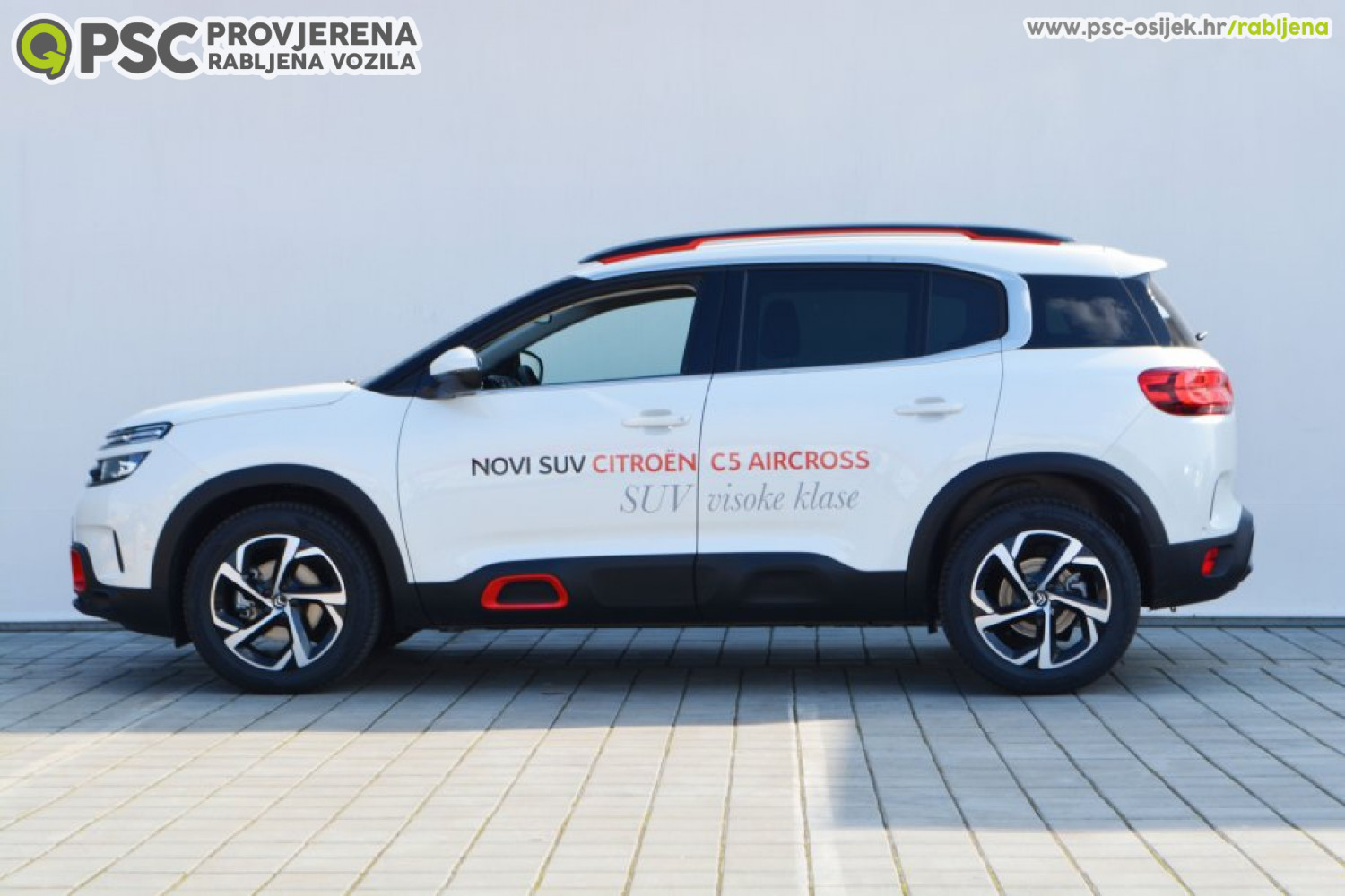 Citroen C5 Aircross BlueHdi130 S&S Feel