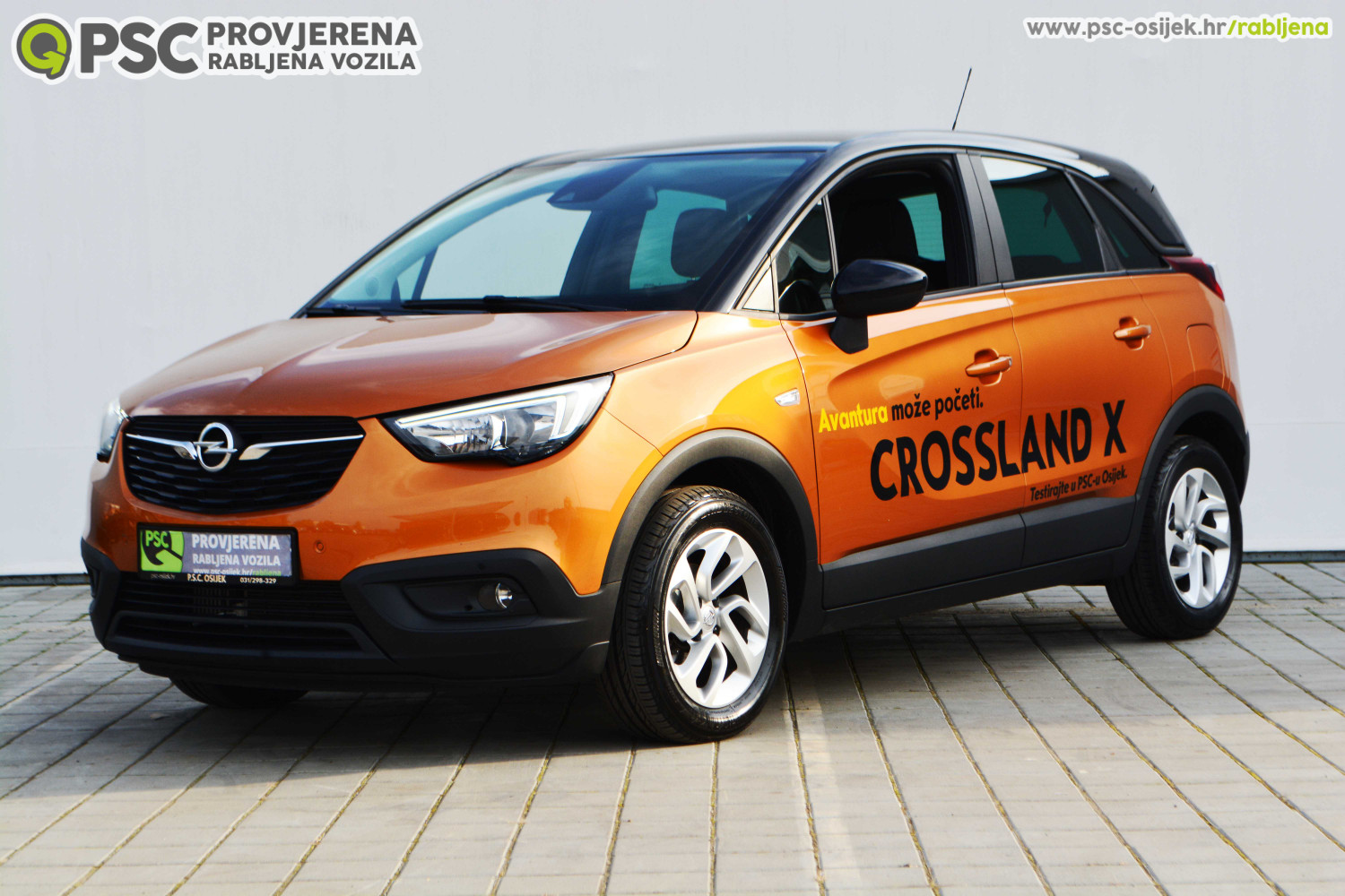 OPEL CROSSLAND 1,5 CDTI ENJOY