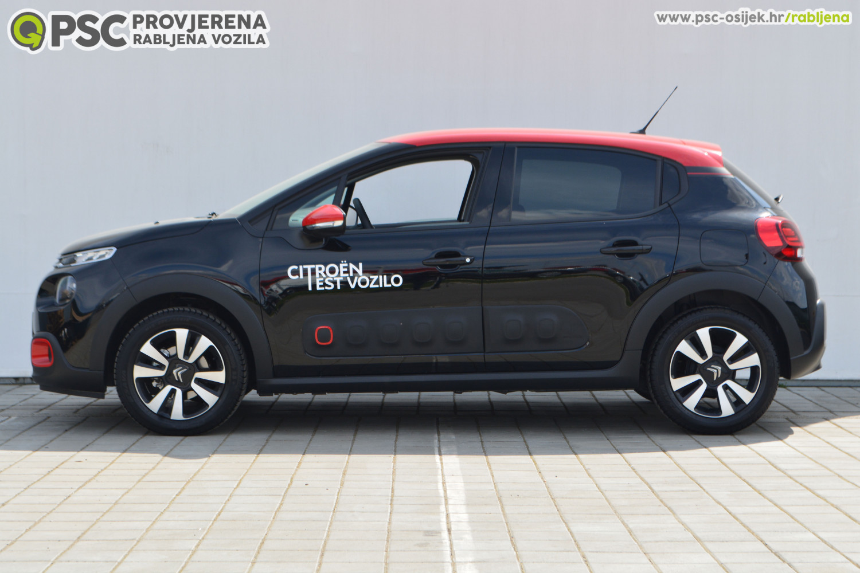 Citroën C3 1.2 Pure Tech 82 Shine