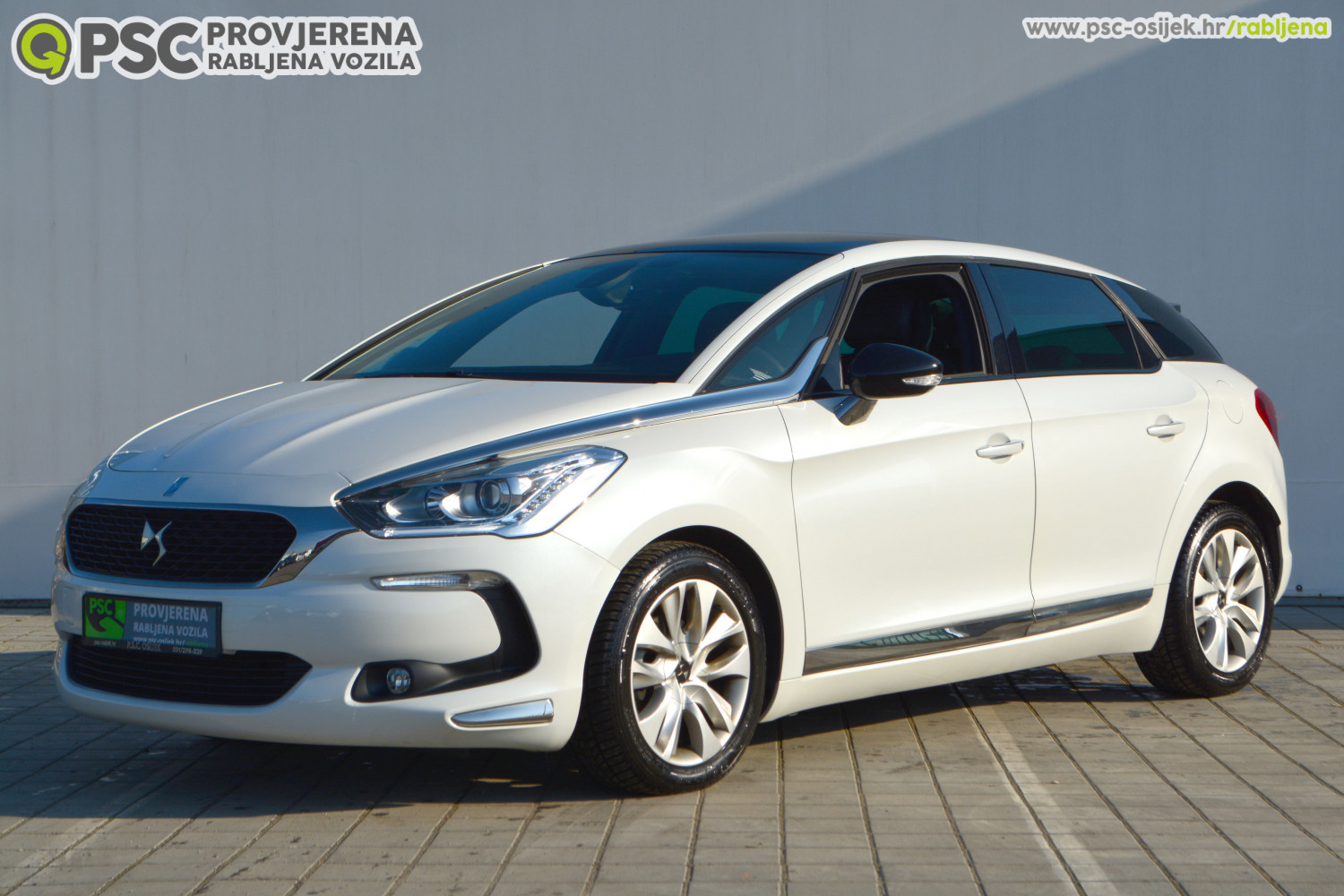 DS DS5 1,6 HDI .