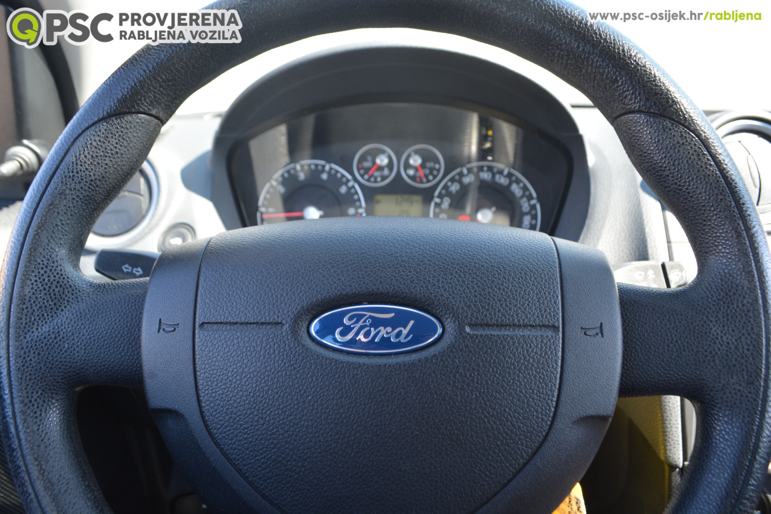 FORD FIESTA 1,4 RELAX