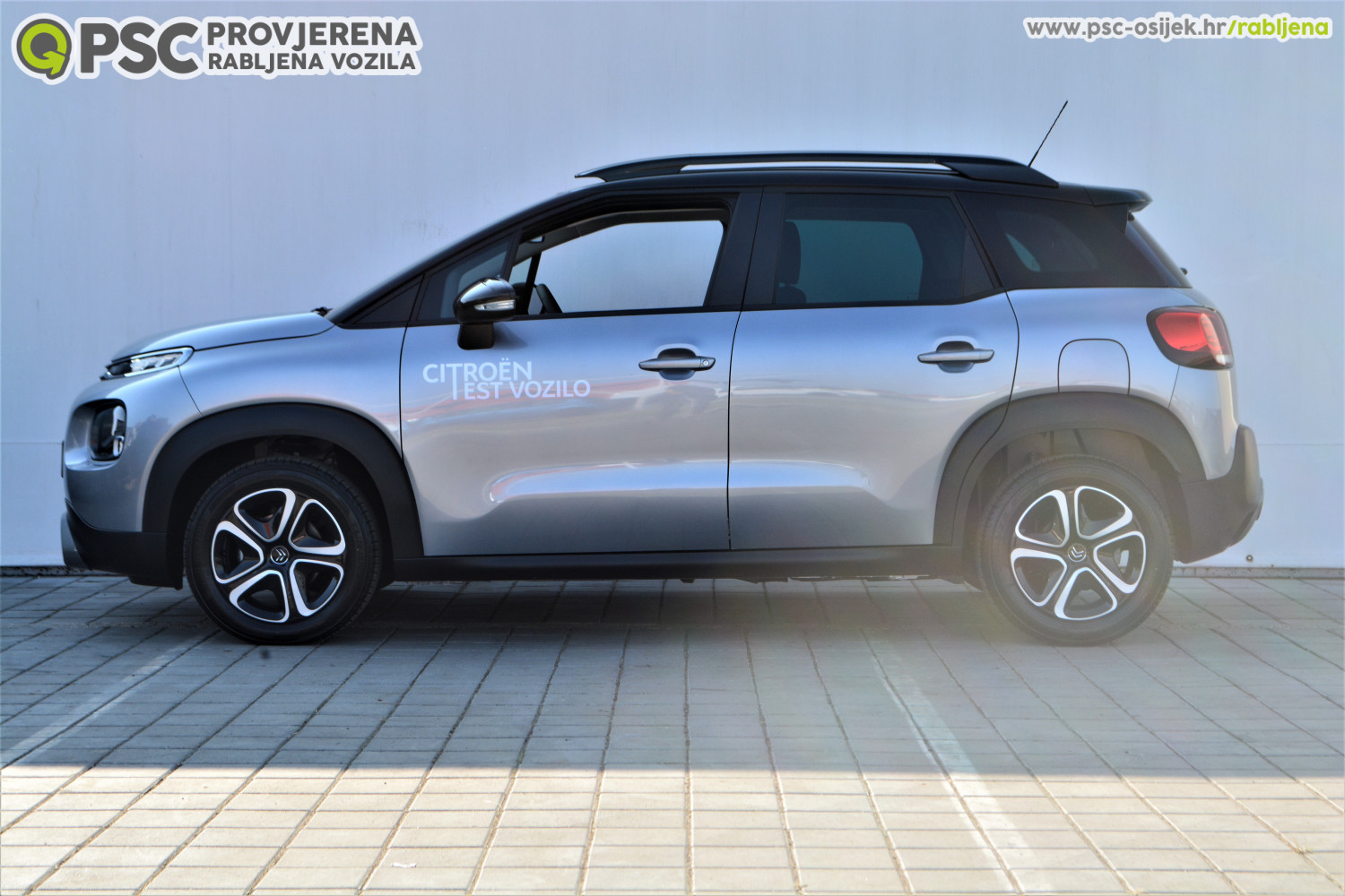 CITROEN C3 AIRCROSS BlueHDi 100 S&S FEEL