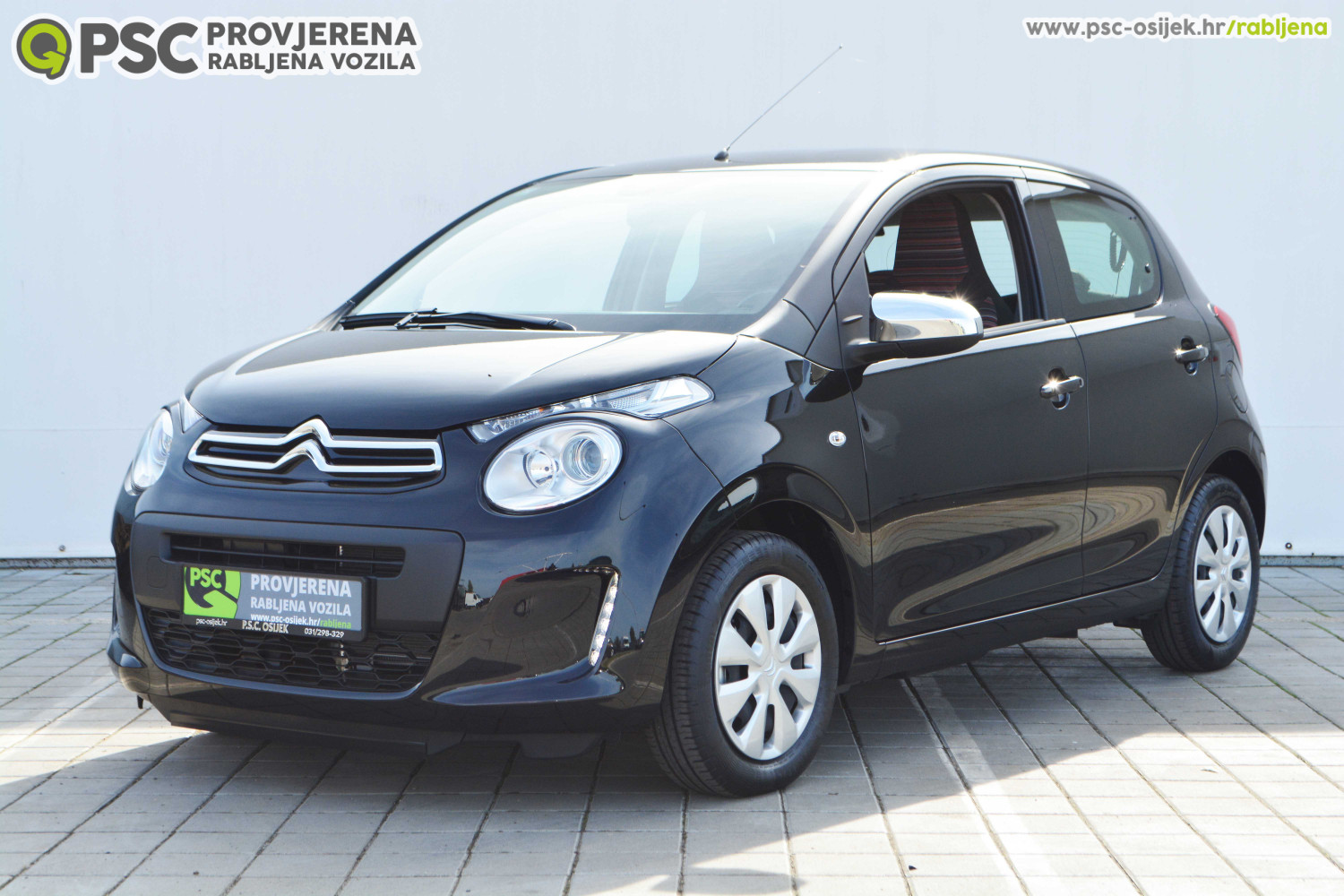 CITROEN C1 VTI72 FEEL