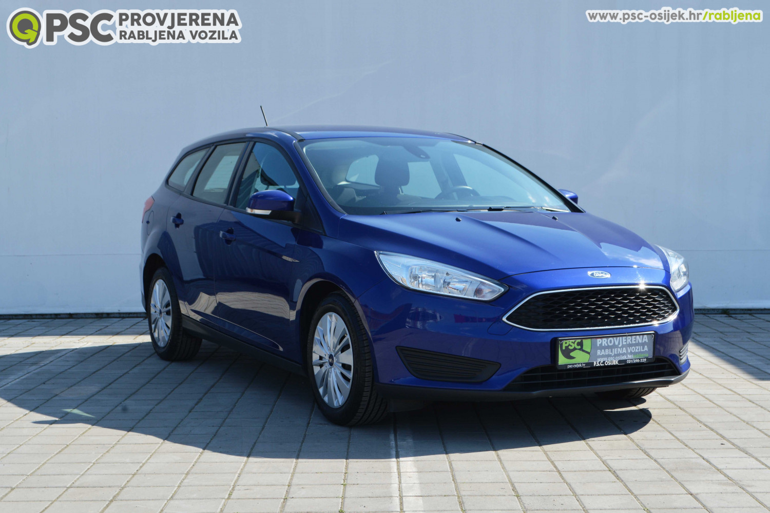 FORD FOCUS SW 1,5 TDCi TREND